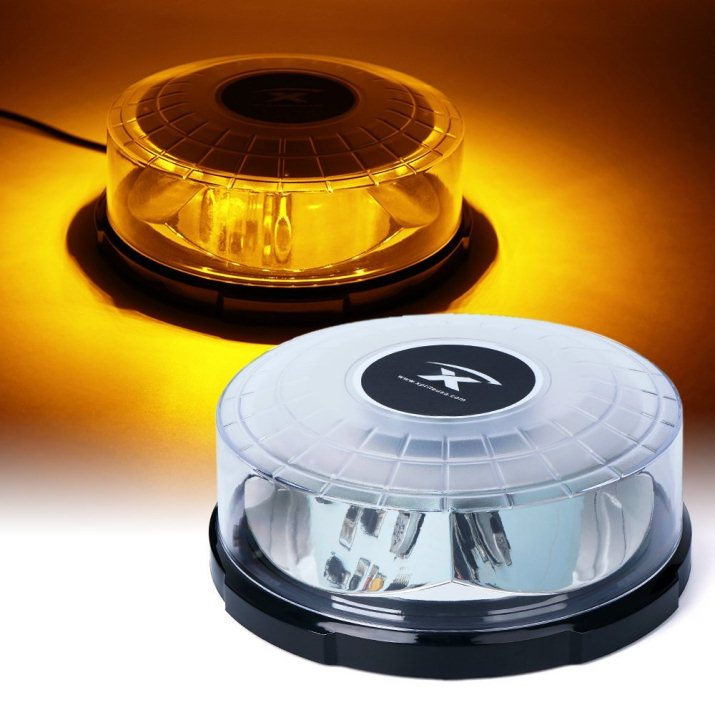 Applications and Benefits of LED Warning Lights